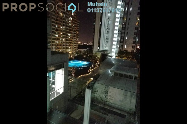 For Rent Condominium at Arte KL, Kuchai Lama Freehold Unfurnished 4R/3B 2.5k