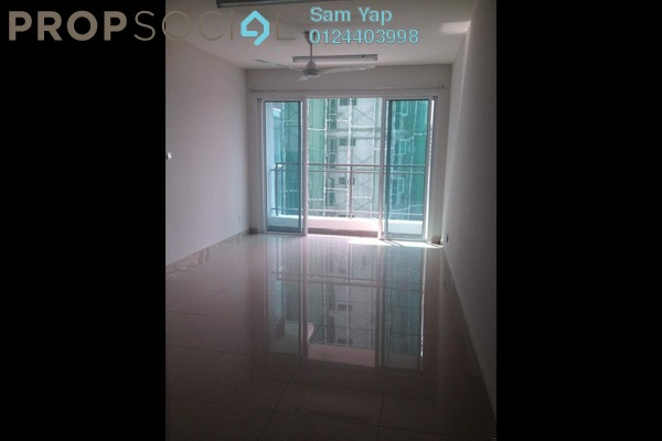 For Rent Serviced Residence at Pacific Place, Ara Damansara Freehold Semi Furnished 2R/2B 1.6k