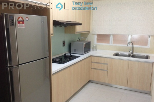 For Rent Condominium at Titiwangsa Sentral, Titiwangsa Freehold Fully Furnished 1R/0B 1.1k