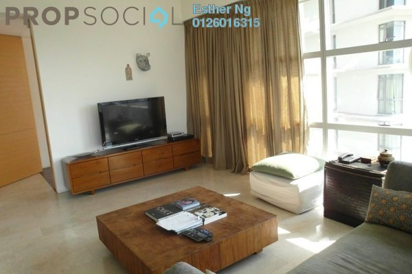 For Sale Condominium at Park Seven, KLCC Freehold Semi Furnished 3R/5B 3.2m