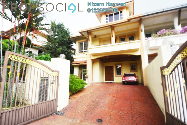 For Sale Semi-Detached at Glenmarie Courts, Glenmarie Freehold Semi Furnished 5R/4B 2.5m