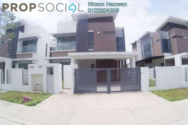 For Sale Semi-Detached at Citrina, Alam Impian Freehold Unfurnished 6R/6B 1.68m