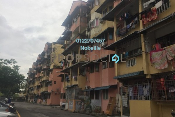 For Rent Apartment at Mediterranean Apartment, Shah Alam Freehold Semi Furnished 3R/2B 900translationmissing:en.pricing.unit