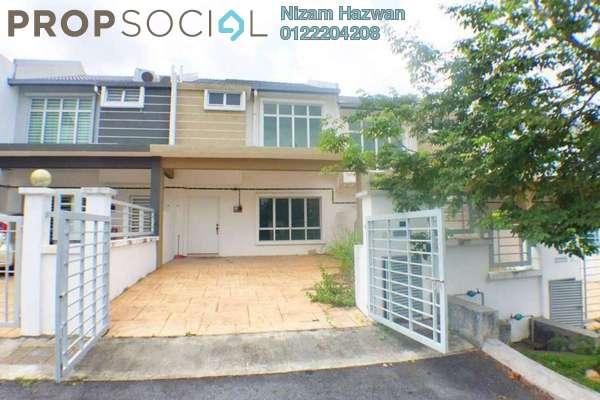 For Sale Terrace at Taman Pelangi Semenyih 2, Semenyih Freehold Unfurnished 4R/3B 430k