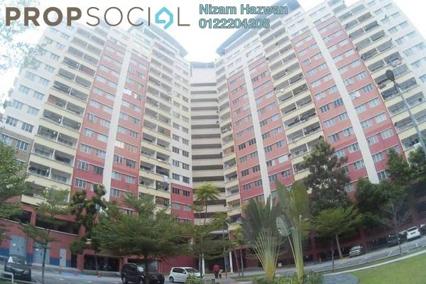 For Sale Apartment at Alam Prima, Shah Alam Freehold Unfurnished 3R/2B 330k