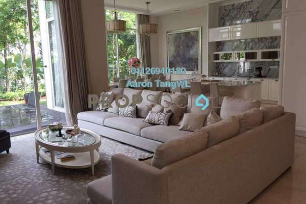 For Rent Bungalow at Park Manor, Sungai Buloh Freehold Semi Furnished 5R/5B 9k