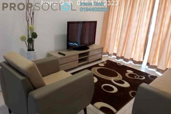 For Rent Condominium at Tropicana Bay Residences, Bayan Indah Freehold Fully Furnished 3R/2B 2.3k