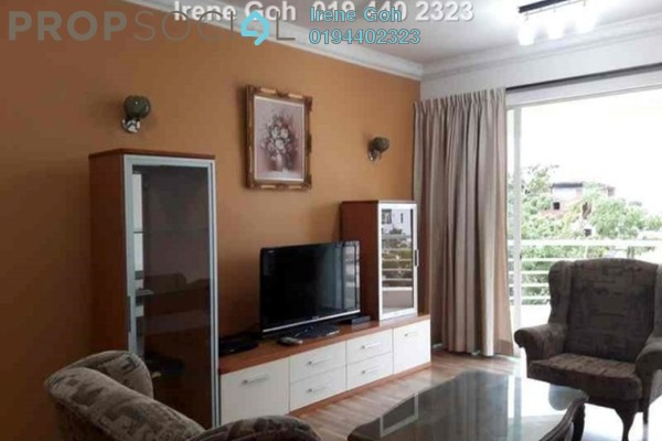 For Rent Condominium at Gold Coast, Bayan Indah Freehold Fully Furnished 3R/2B 3k