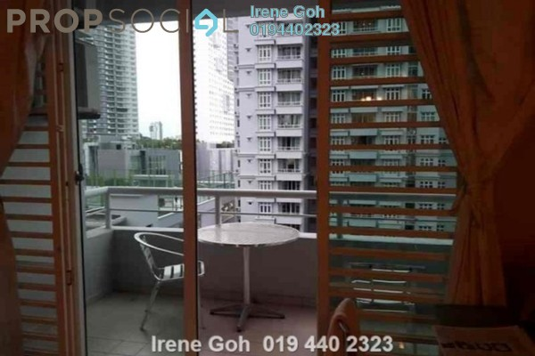 For Sale Condominium at BaysWater, Gelugor Freehold Fully Furnished 4R/3B 970k