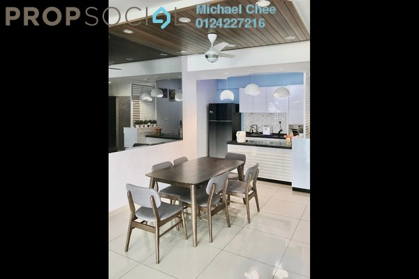 For Rent Condominium at Sierra Residences, Sungai Ara Freehold Fully Furnished 2R/1B 1.8k