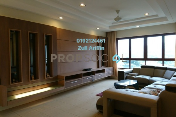 For Sale Condominium at Surian Condominiums, Mutiara Damansara Freehold Semi Furnished 5R/5B 1.55m
