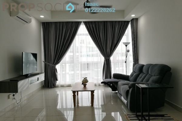 For Rent Condominium at The Court, Sungai Besi Freehold Fully Furnished 2R/2B 2.2k