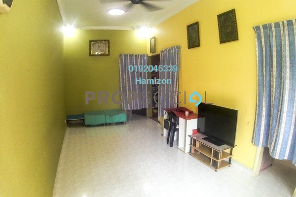 For Sale Apartment at Mentari Court 2, Bandar Sunway Freehold Unfurnished 3R/2B 279k