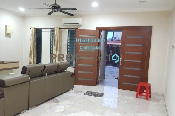For Sale Terrace at Taman Meru, Klang Freehold Semi Furnished 3R/3B 519k