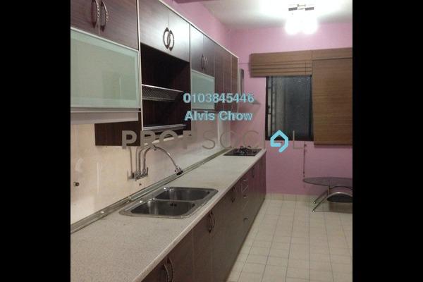 For Sale Condominium at Cengal Condominium, Bandar Sri Permaisuri Freehold Semi Furnished 3R/2B 380k