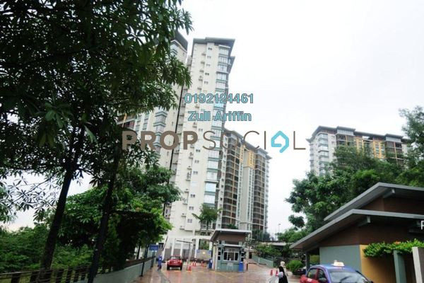 For Sale Condominium at Desa Putra, Wangsa Maju Freehold Fully Furnished 4R/2B 755k