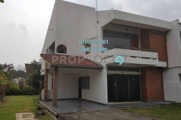 For Sale Semi-Detached at SS3, Kelana Jaya Freehold Unfurnished 4R/3B 2.3m