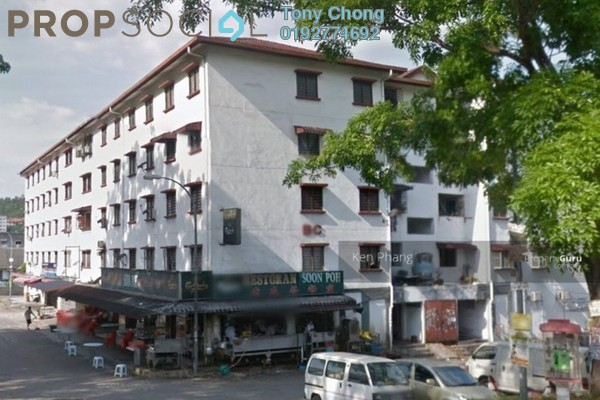 For Rent Apartment at Taman Bukit Angsana, Cheras South Freehold Unfurnished 3R/2B 700translationmissing:en.pricing.unit