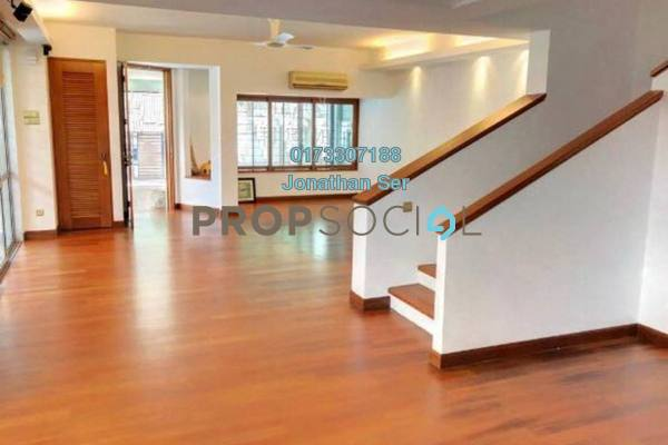 For Rent Terrace at Datuk Sulaiman, TTDI Freehold Semi Furnished 4R/4B 4.5k