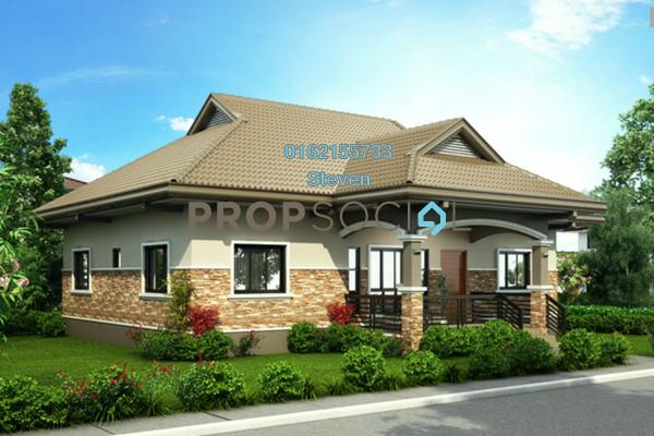 For Sale Bungalow at Bandar Rinching, Semenyih Freehold Unfurnished 3R/2B 450k