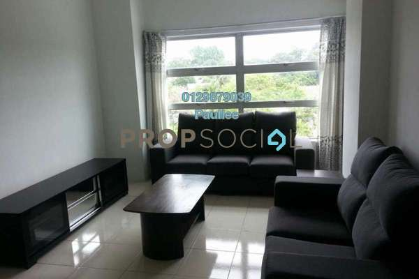 For Rent Condominium at The Heron Residency, Puchong Freehold Fully Furnished 3R/2B 1.2k
