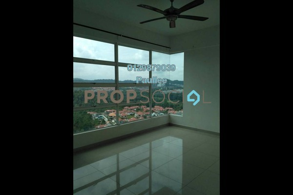 For Rent Condominium at The Zest, Bandar Kinrara Freehold Semi Furnished 3R/2B 1.4k