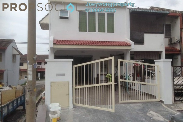 For Sale Terrace at SS19, Subang Jaya Freehold Semi Furnished 2R/3B 460k