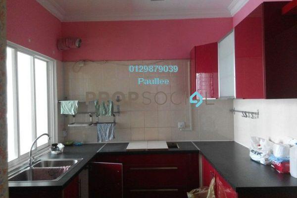 For Rent Condominium at Desa Impiana, Puchong Freehold Semi Furnished 3R/2B 1.3k