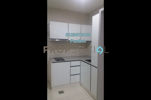 For Rent Condominium at Central Residence, Sungai Besi Freehold Semi Furnished 2R/2B 1.5k