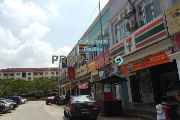 For Rent Shop at Puteri 7, Bandar Puteri Puchong Freehold Semi Furnished 1R/2B 2.2k