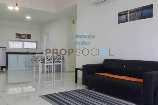 For Rent Condominium at Elevia Residences, Bandar Puchong Utama Freehold Fully Furnished 3R/2B 2k