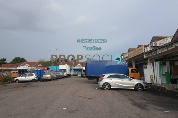 For Rent Shop at BP2, Bandar Bukit Puchong Freehold Unfurnished 0R/2B 1.8k