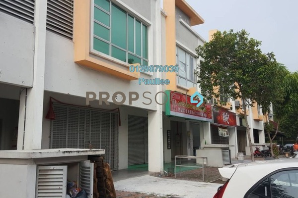 For Sale Terrace at PP 2, Taman Putra Prima Freehold Semi Furnished 2R/4B 1.1m