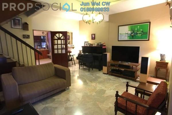 For Sale Terrace at Taman Desawan, Klang Freehold Semi Furnished 4R/3B 538k