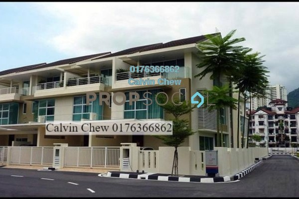 For Sale Terrace at Sentral Greens, Relau Freehold Unfurnished 0R/0B 1.03m