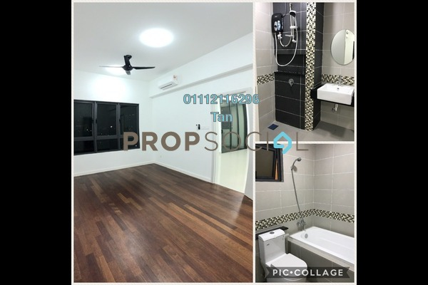 For Sale Condominium at The Vyne, Sungai Besi Freehold Semi Furnished 3R/2B 690k