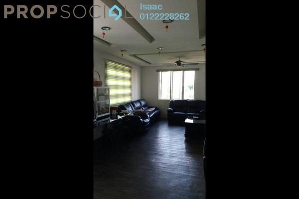 For Sale Apartment at Sri Endah Apartment, Sri Petaling Freehold Fully Furnished 2R/1B 190k