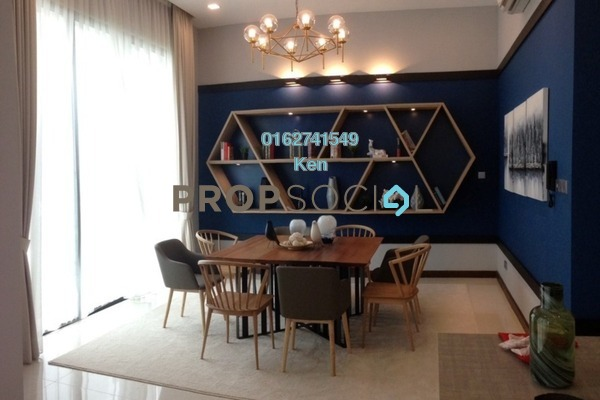 For Sale Semi-Detached at Sunway Eastwood, Seri Kembangan Freehold Fully Furnished 4R/5B 2.58m