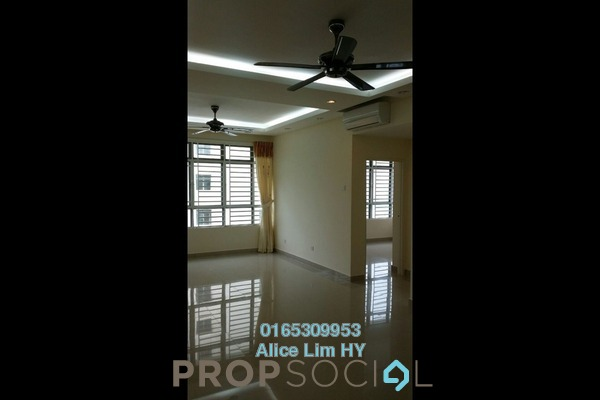 For Sale Condominium at All Seasons Park, Farlim Freehold Semi Furnished 3R/2B 580k