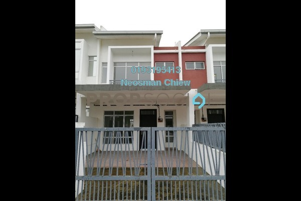 For Rent Terrace at M Residence, Rawang Freehold Unfurnished 4R/3B 900translationmissing:en.pricing.unit