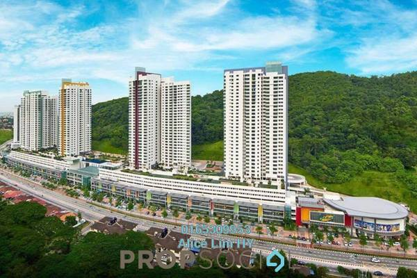 For Rent Condominium at All Seasons Park, Farlim Freehold Fully Furnished 3R/2B 1.65k