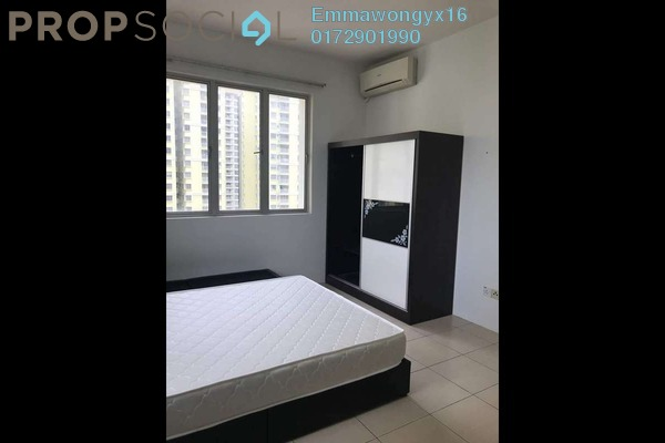For Rent Condominium at Platinum Lake PV10, Setapak Freehold Fully Furnished 4R/3B 1.7k