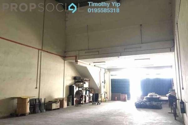 For Sale Factory at Desa Tun Razak, Bandar Tun Razak Freehold Semi Furnished 1R/0B 1.85m