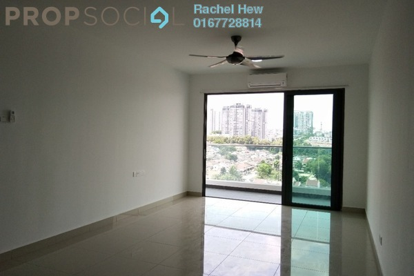 For Sale Condominium at KL Palace Court, Kuchai Lama Leasehold Semi Furnished 2R/2B 458k