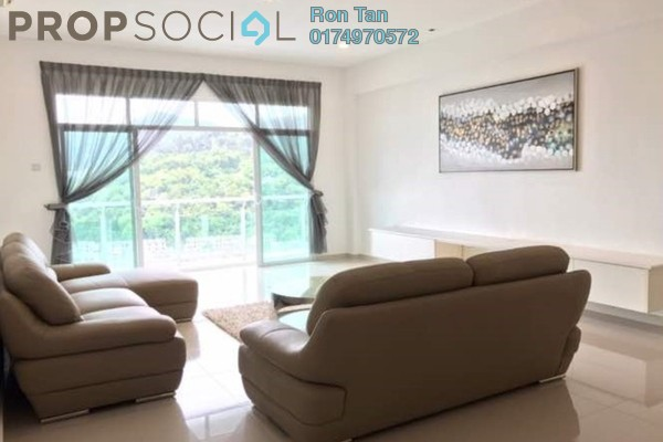 For Sale Duplex at Zan Pavillon, Sungai Ara Freehold Semi Furnished 3R/3B 960k
