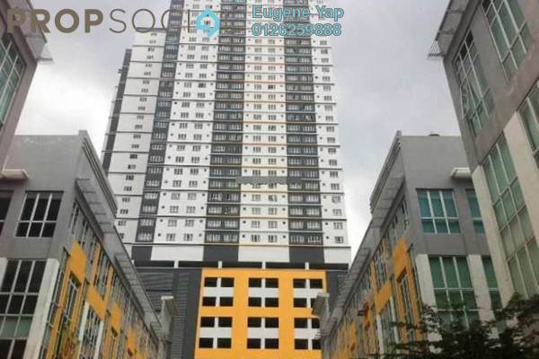 For Sale Condominium at Casa Residenza, Kota Damansara Freehold Semi Furnished 3R/2B 395k