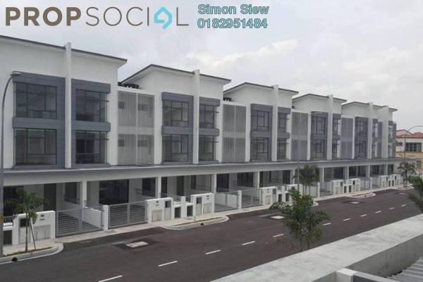 For Sale Terrace at Mutiara Residences, Bandar Bukit Raja Freehold Unfurnished 5R/4B 817k