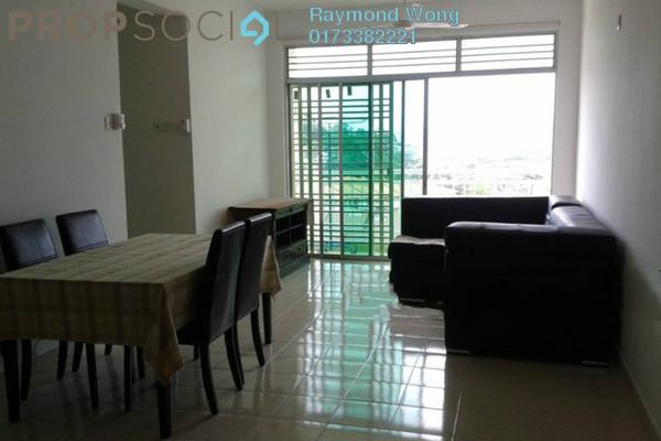 For Rent Condominium at Renjana Ampang, Ampang Freehold Unfurnished 3R/2B 1.1k