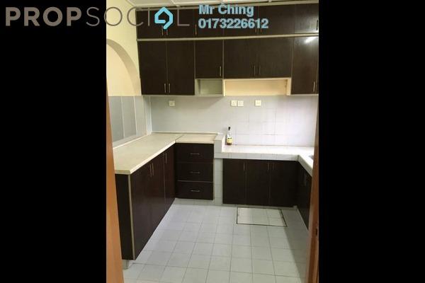 For Sale Terrace at Wangsa Baiduri, Subang Jaya Freehold Semi Furnished 4R/3B 758k