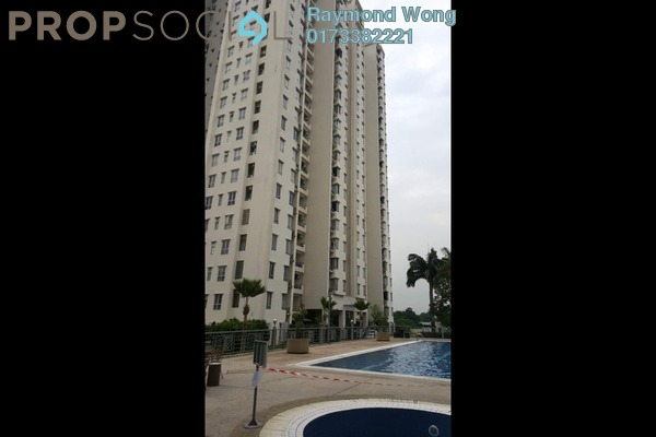 For Rent Condominium at Midah Heights, Cheras Freehold Unfurnished 4R/2B 1.6k